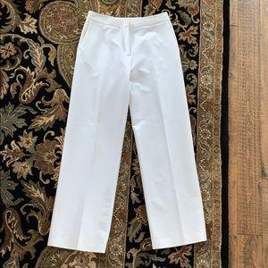Max Mara White pants, size: 8